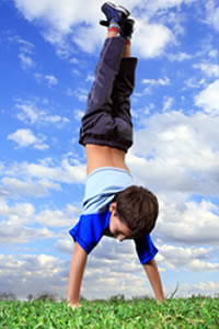 Get Kids Moving. Make Physical Activity a Way of Life